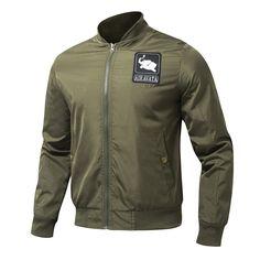 패션 캐주얼 폭격기 재킷 육군 방수 겉옷 가을 봄 재킷 따뜻한 코트 남성 clothing 2017