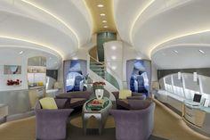 7478i vip, boe 7478i, airplan interior, interiors, private jets