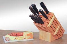 Maple Knife Block Plan