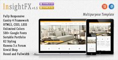 Shopping InsightFX - Multipurpose Joomla TemplateIn our offer link above you will see