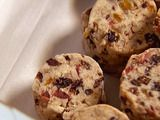 Fruitcake Cookies - don't let the name fool you.  These are a Christmas fav!