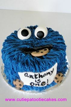 Cookie monster by Maggg