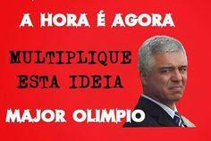 OBSERVATÓRIO DE SEGURANÇA ESCOLAR: APOIAMOS MAJOR OLÍMPIO PARA GOVERNADOR DE SÃO PAUL...