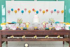 Bella Fiore Decoração de Eventos: Festa infantil