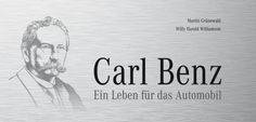 """""""Carl Benz – A life dedicated to cars"""" a comic book created with the help of the Mercedes-Benz classic archives"""