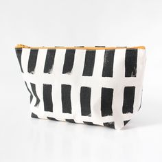 Zipper Pouch by Anna Joyce. $29