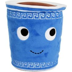 """Yummy Coffee Cup 8"""" Designer Plush by Kidrobot >>> Check out the image by visiting the link. (This is an affiliate link) #Puppets"""