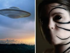 'Aliens ABDUCTED me – and told me the universe's secrets' Shock claims - Alien UFO Sightings aliens among us ET SETI space cosmos visitors ancient E. Aliens And Ufos, Ancient Aliens, Proof Of Aliens, Ufo Proof, Alien Abduction, Ghost Hunters, Daily Star, Ufo Sighting, Area 51