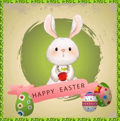 Sweet simple Easter bunny greetings for anyone. Free online Bunny, Heart And Eggs ecards on Easter Easter Messages, Easter Wishes, Thank You Wishes, Thank You Cards, Happy Easter, Easter Bunny, Family Wishes, Online Greeting Cards, Funny Cards