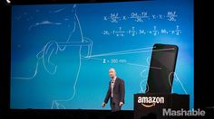 New Fire phone by Amazon has 3D screen. Cool or gimmicky? Or both?