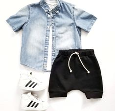 Gender neutral baby clothes · baby boy outfits, outfits niños, little boy outfits, baby outfits newborn, cute Baby Boy Swag, Cute Baby Boy Outfits, Boys Summer Outfits, Little Boy Outfits, Summer Boy, Toddler Boy Outfits, Baby Outfits Newborn, Cute Baby Clothes, Toddler Boys