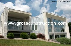 Lancaster Builders and Remodeling in PA ------------------- Call us- +1 717 445-5036  (www.groteconstruction.com)