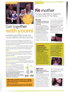 Mother and Baby Magazine - August 2011