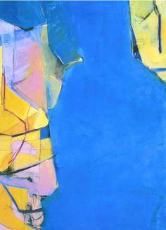 """Saatchi Art Artist Deirdre Schanen; Painting, """"Whispered syllables"""" #art"""