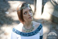 "La corona medievale ""Cigno"""