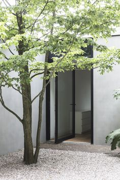Pivot door - Lilly is Love Internal Courtyard, Tadelakt, Patio Interior, Modern Outdoor Furniture, Courtyard House, Facade Design, Pergola Designs, Easy Garden, Atrium
