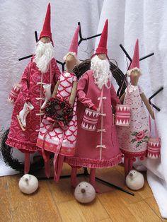 Tilda Christmas 2009 by Jocelyn in Budapest, via Flickr