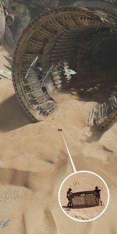 Lo que muchos dejaron pasar en el Trailer de Star WarsSé que a todos nos gustaría, pero es fake xD