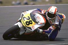 MotoGP/500cc. Alex Criville, Campsa Pons-Honda NSR500, 1992 - 500cc World Championship