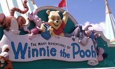 Silly Old Bear at Walt Disney World