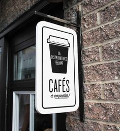 The smallest coffee shop in North America