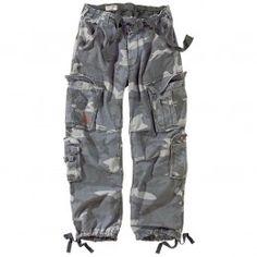 Airborne Vintage Trouser, nightcamo