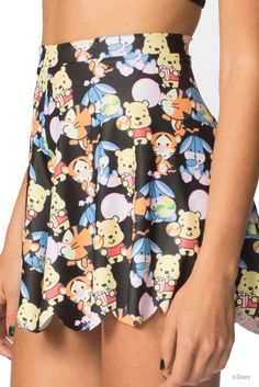 Pooh And Friends Shorties (WW $60AUD / US $55USD) by Black Milk Clothing