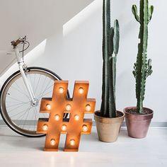 Hashtag Leuchte  - alt_image_two