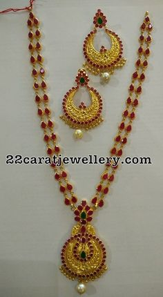 Gold Necklace Designs With Indian Price Kalyan Jewellers Gold Earrings Designs, Gold Jewellery Design, Necklace Designs, Gold Jewelry Simple, Schmuck Design, Indian Jewelry, Wedding Jewelry, Beaded Jewelry, Pearl Jewelry