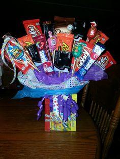 Haley's 14 birthday gift