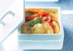 Cassolette de homard, sauce au safranDécouvrez la recette de la cassolette de homard et sa sauce au safran.