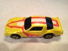 Camaro Z28 40th Anniversary from 40 Years of Hot Wheels Car Set 15 1982