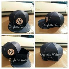 Baseball cap gift box from Svgcuts