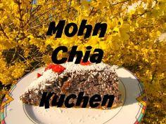 Rezept: Mohn-Chia-Kuchen (vegan, Rohkost) – die Wildkräuterfee