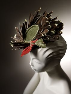 #Hat      Place of origin:      New York, United States of America (made)     Date:      ca. 1941 (made)
