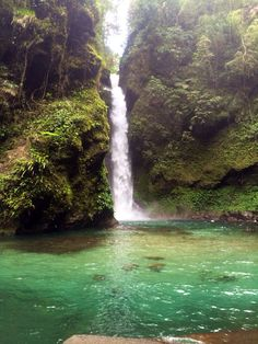 Mother Falls at Baler, Aurora, Philippines