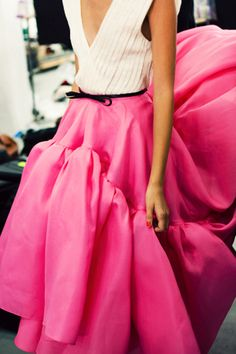 Jason Wu S/S 2012 - the influence of Balenciaga is still being seen in collections today.