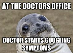 Chronic Illness Humor : Photo