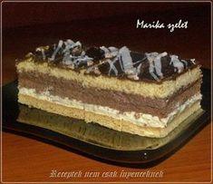 Hungarian Cake, Hungarian Recipes, Sweet Cookies, Cake Cookies, Sweet And Salty, Nutella, Oreo, Bakery, Dessert Recipes
