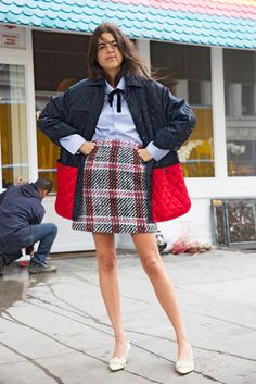 Five unconventional outfit ideas to try for fall 2016.