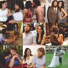Braniel!! Brie Bella and Daniel Bryan WWE