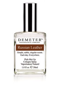 Russian Leather by Demeter Fragrances