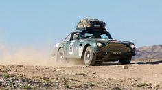 Aston Martin rally