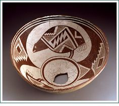 Sister Wendy's American Collection | Selected Works | Mimbres Bowl