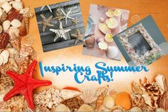 Inspiring Summer Crafts! | Just Imagine - Daily Dose of Creativity
