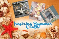 Inspiring Summer Crafts!   Just Imagine - Daily Dose of Creativity
