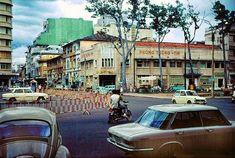 Nam Ròm: Đường Tự Do , từ Nhà Thờ Đức Bà tới Bến Bạch Đằng -Sài Gòn trước 75