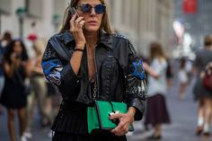 The+Latest+Street+Style+Photos+From+New+York+Fashion+Week+via+@WhoWhatWearUK