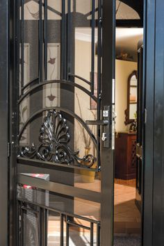 All Prowler Proof Heritage design screen doors come with a high quality fibreglass insect screen. & www.geelongsecuritydoors.com.au have all kinds of quality doors in ...