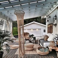 49 Magnificent Backyard Design Ideas to Try for Your Garden – SnapShot Magazine Pergola Designs, Patio Design, Outdoor Spaces, Outdoor Living, Outdoor Decor, Outdoor Ideas, Backyard Patio, Backyard Landscaping, Landscaping Ideas